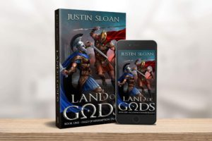 Best Epic Fantasy Books - Land of Gods