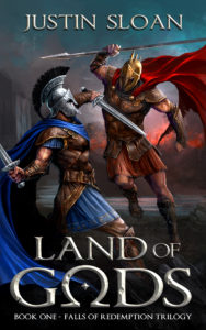 LAND OF GODS - - Fantasy Book Reviews