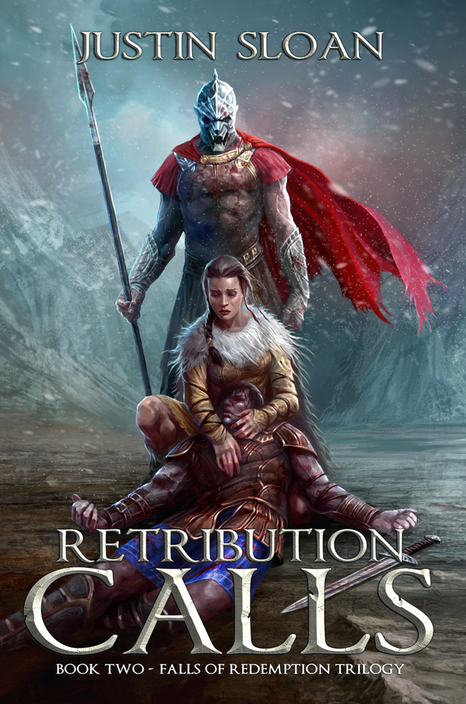 Retribution Calls - Book 2 in the Falls of Redemption Fantasy Trilogy
