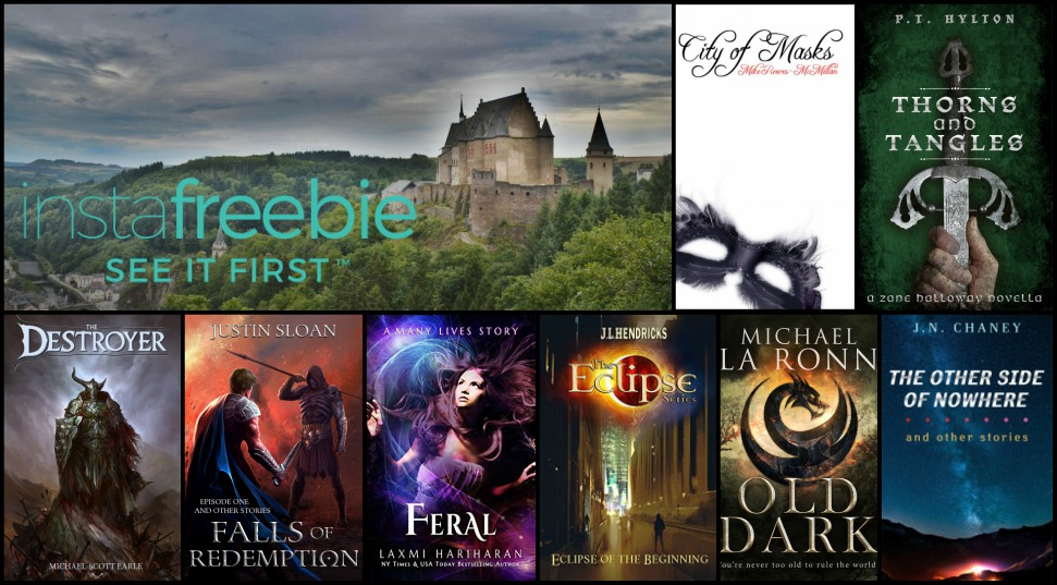 Free Books - Fantasy