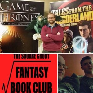 The Square Groot Fantasy Podcast Reviews Land of Gods