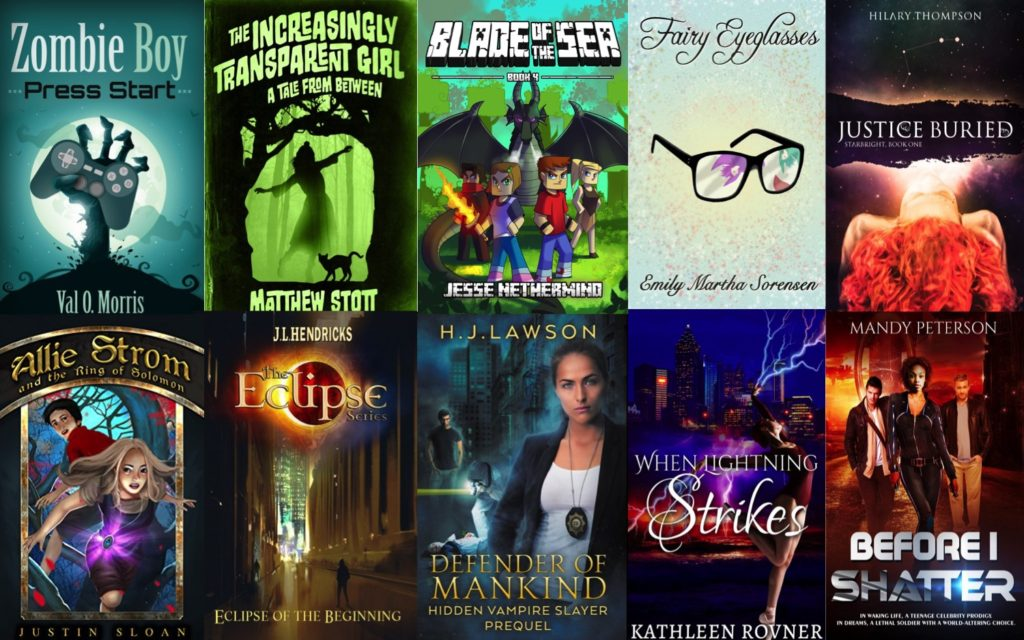 Middle Grade and Young Adult Books Free - Instafreebie