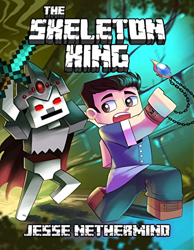 Minecraft Unofficial Book The Skeleton King