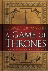 Game of Thrones Exclusive Illustrated Edition Sneak Peek
