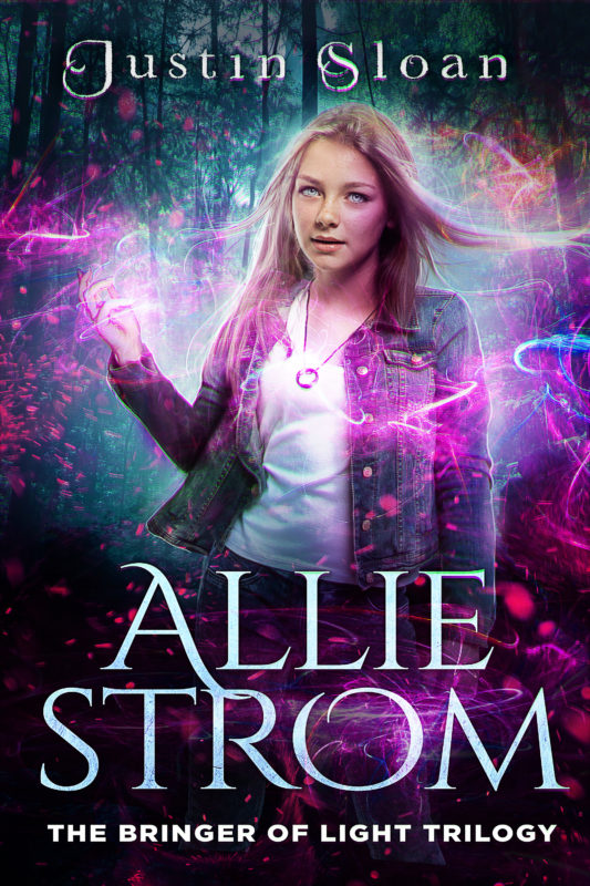 Allie Strom: The Bringer of Light Trilogy