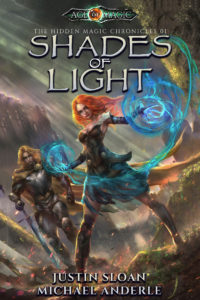 Shades of Light - book 1