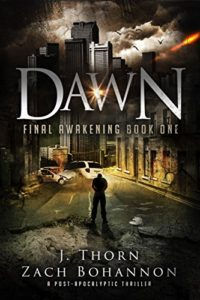 Dawn - post-apoc series