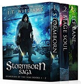 Stormborn Saga