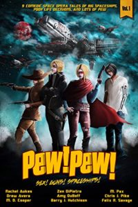 pew pew - lgbt scifi