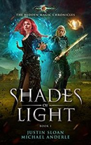 Shades of Light - The Hidden Magic Chronicles