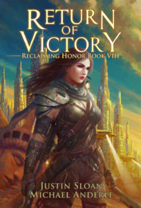 RETURN OF VICTORY