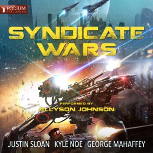 Allyson Johnson Syndicate Wars