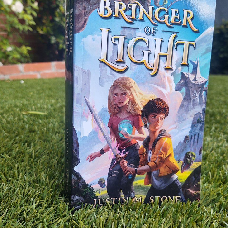 BRINGER OF LIGHT PAPERBACK / PRINT