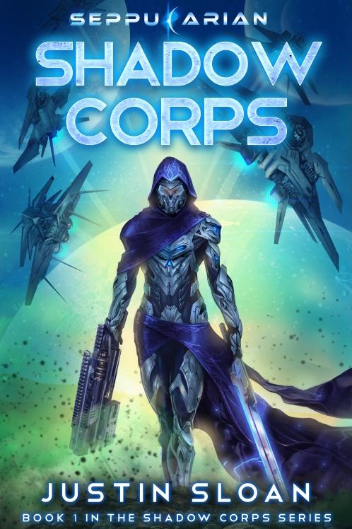 Shadow Corps book 1